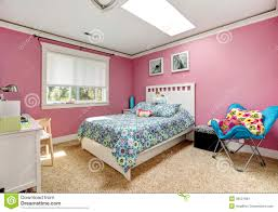 Bedroom For Girls Beautiful Pink Bedroom For Girls Stock Photo Image 39531694