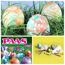 Tie Dye Easter Egg Decorating Kit From Paas Easter And Paas