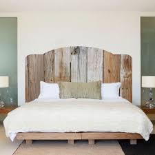 rustic headboard etsy wood wall decal mural wooden bedroom sticker