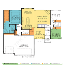 2500 Sq Ft Ranch Floor Plans Collection One Level Ranch House Plans Pictures Home Interior