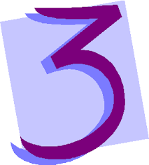3 by Destiny Number Or Fadic Number 3 Numerology