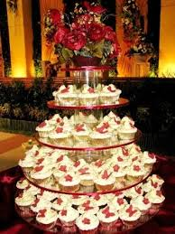 67 best wedding cakes images on pinterest burgundy wedding cake