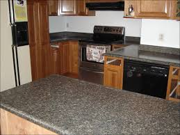 Kitchens With Light Maple Cabinets Kitchen Dark Gray Countertops Natural Maple Cabinets With