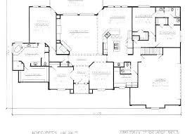 ranch house plans open floor plan ranch house remodel floor plans tekino co