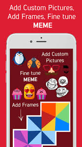Meme Creator Generator - meme creator make caption generator meme maker on the app store