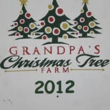 grandpa u0027s christmas tree farm christmas trees 13616 il rt 176