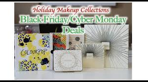 best makeup black friday deals 2016 holiday makeup collections 2016 black friday cyber monday