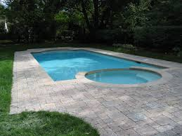 fascinating ways to build small inground pool design ideas house