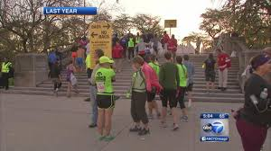 Chicago Marathon Map Chicago Marathon Enjoyed By Runners Spectators Abc7chicago Com