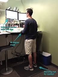 77 best standing desk images on pinterest standing desks desk