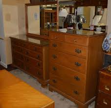 solid maple ethan allen bedroom furniture treasure chest since