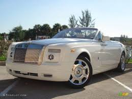 roll royce phantom white 2008 english white rolls royce phantom drophead coupe 10015538