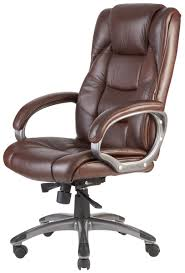 brown leather executive desk chair norway high back soft feel leather executive office chair brown