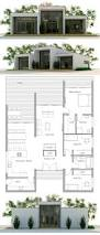 little house building plans modern minimalist house plan little house love pinterest