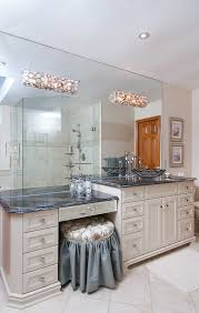 Chandelier Bathroom Vanity Lighting Wonderful Bathroom Crystal Lights Pictures Inspiration Bathtub