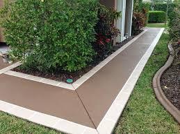 Outdoor Concrete Patio Paint Best 25 Concrete Driveway Paint Ideas On Pinterest