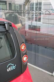 siege autolib utilib le véhicule utilitaire en libre service