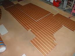 Vinyl Pontoon Boat Flooring by Teak And Holly Vinyl Flooring Uk Flooring Designs