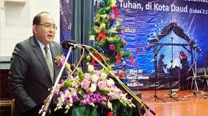 perayaan natal warga indonesia di jepang meriah tribunnews com
