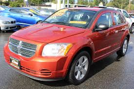 used 2010 dodge caliber sxt everett wa the car connection