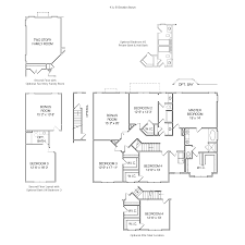First Floor Master Bedroom Floor Plans by Berkeley Floor Plans Main Street Homes