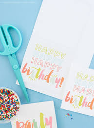 free printable birthday cards i heart nap time