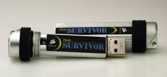Rugged Flash Drives Corsair Introduces Survivor Rugged Flash Drive Usb Powered
