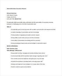 sales executive resume 9 sales executive resume templates pdf doc free premium