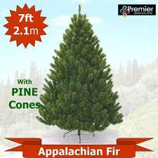 appalachian fir 7ft artificial tree birstall