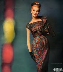 mardi gras formal attire myvintagevogue decades 1960 s thom wearing a dress by
