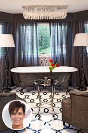 Kris Jenner Kitchen by Celebrity Bathrooms Most Insane Celebrity Bathrooms Kris Jenner