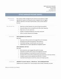 resume format for experienced administrative manager responsibilities 51 unique gallery of resume format for admin manager resume