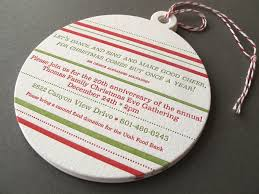 ornament invitation printers