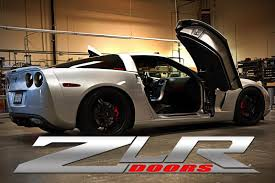 corvette c5 kit c5 c6 corvette 1997 2013 complete zlr style door kits corvette mods
