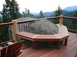 wood deck ideas designs home furniture design