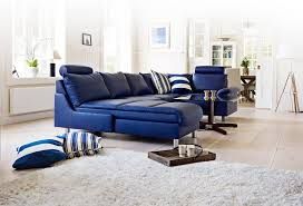 Baby Blue Leather Sofa Living Room Exciting Ideas For Living Room Decoration With Light