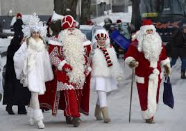 yuletide worldwide traditions around the world