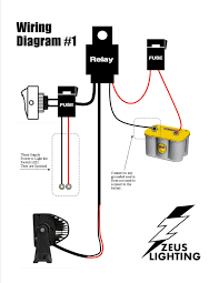 led light bar relay wire up and led wiring diagram saleexpert me