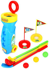 Golf Cart Flags Amazon Com Velocity Toys Golf Master Sport Children U0027s Kid U0027s Toy