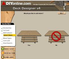 Free Patio Design Tool Deckdesigner Design A Deck For Free