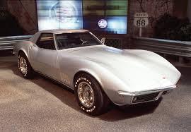 68 stingray corvette 1968 corvette the c3 a complete style is introduced