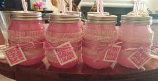 jar baby shower ideas the best baby shower punch recipes cutestbabyshowers