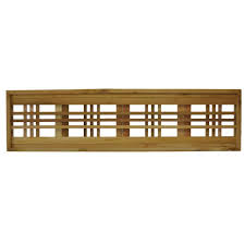 Home Depot Decorative Fence Lattice Wood Fence Panels Wood Fencing The Home Depot