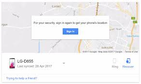 find my android phone on the computer lost your android phone here s how to find erase it from