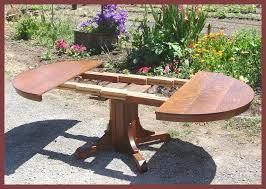 voorhees craftsman mission oak furniture original vintage gustav