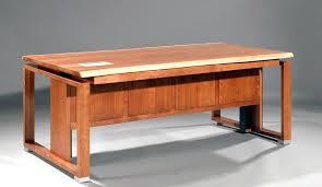 Retro Modern Desk Modern Wood Desk View In Gallery Modern Wooden Desk Chair