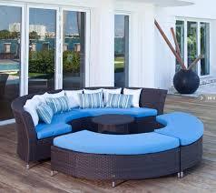 Circle Patio Furniture by 16 Cool Circular Patio Furniture Photo Design Qatada