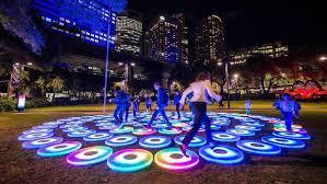 light festivals around the world escape