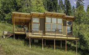 tiny houses prefab this prefab tiny house is designed with accessibility and