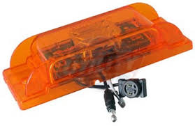 truck lite marker lights truck lite led model 21 amber light utility trailer sales of utah